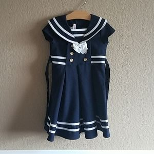 Jessica Ann sailor dress